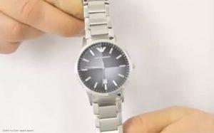 Armani-AR2472-klassische-Armbanduhr-fuer-Herren