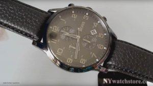 Boss-Chronograph-1512567-in-Schwarz-mit-drei-Komplikationen