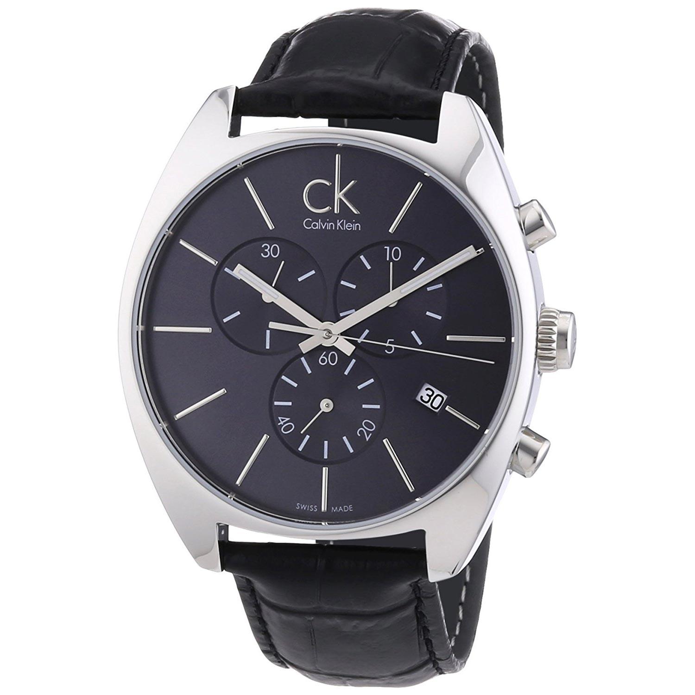 calvin klein herren uhren exchange k2f27107 chronograph herrenuhren armbanduhren f r m nner. Black Bedroom Furniture Sets. Home Design Ideas