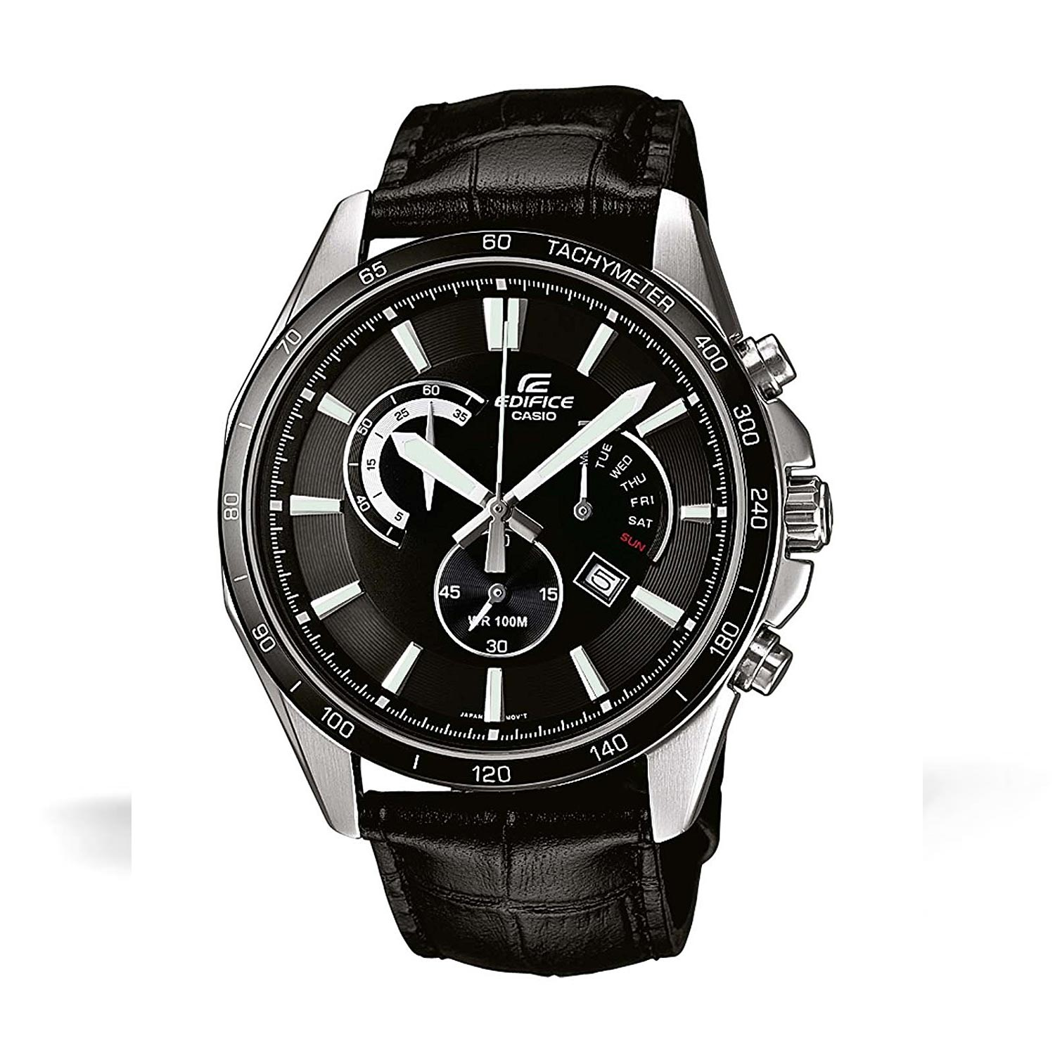 casio edifice herren armbanduhr chronographen analog. Black Bedroom Furniture Sets. Home Design Ideas