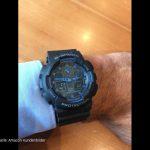 Casio-G-Shock-Sportuhr-Chronograph-5