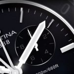 Certina-Aqua-DS-First-Herrenuhr-in-Silber-Schwarz