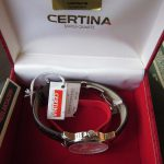 Certina-C001.410.16.037.01-Analoguhr-Swiss-Made-mit-Rose-Gold