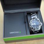 Certina-C0134071105100-OVP-Geschenkbox