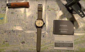 Citizen-AW1365-19P-analoge-Herrenuhr-mit-Retro-Design