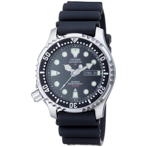 Citizen-Herren-Armbanduhr-Promaster-Sea-NY0040-09EE-wasserdichte-Analoguhr-1