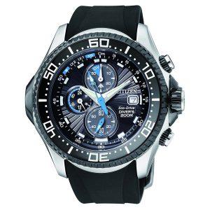 Citizen-Promaster-Aqualand-Diver-BJ2111-08E-Taucheruhr-mit-elektronischem-Tiefenmesser