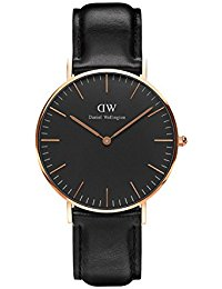 daniel wellington uhren f r herren die perfekten. Black Bedroom Furniture Sets. Home Design Ideas