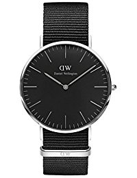 Daniel Wellington Classic Black Cornwall DW00100149