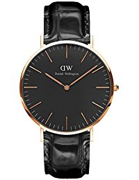 Daniel Wellington Classic Black Reading DW00100129