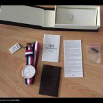 Daniel-Wellington-Classic-Cambridge-Unboxing