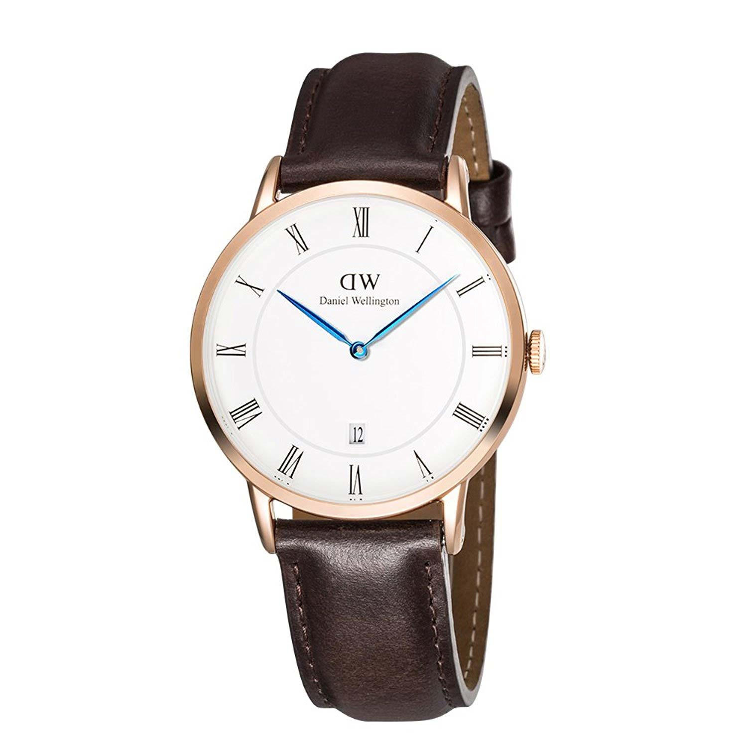 daniel wellington dapper bristol dw00100086 herrenuhr mit. Black Bedroom Furniture Sets. Home Design Ideas