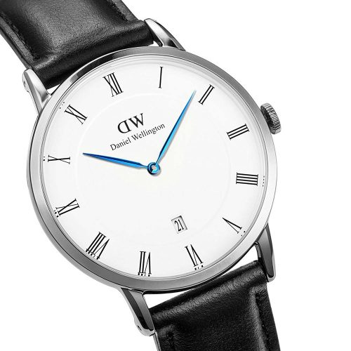 Daniel-Wellington-Dapper-Sheffield-DW00100088-blaue-Uhrzeiger