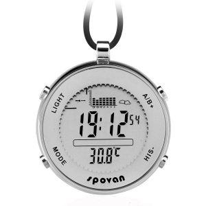 Digitale-Taschenuhr-mit-Altimeter-Barometer-Thermometer-Stoppuhr-zum-Angeln-Wandern