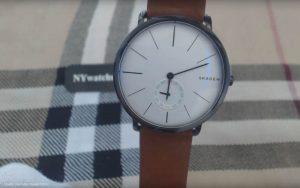 Extrem-leichte-Armbanduhr-von-Skagen