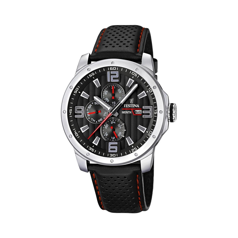 festina f16586 8 herren analoguhr sportliche armbanduhr. Black Bedroom Furniture Sets. Home Design Ideas