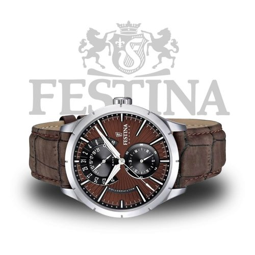 Festina-Herren-Analoguhr-F16573-6