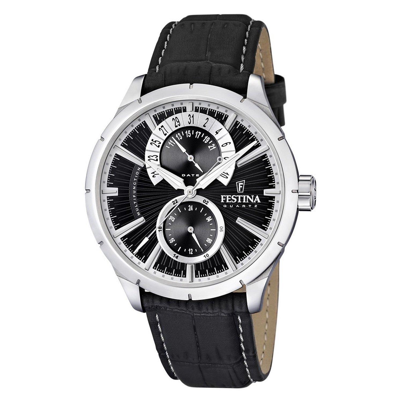 Festina-Herren-Armbanduhr-F16573-3-mit-Geschenkbox-und-Zertifikat