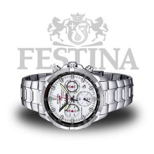 Festina-Herren-Chronograph-F6836-1-Herrenuhr-silber