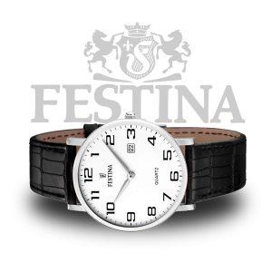 Festina-Herrenuhr-F16476-1-Business-Uhr