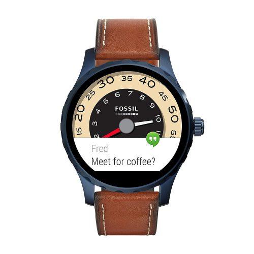 Fossil-Q-Smartwatch-Ziffernblatt