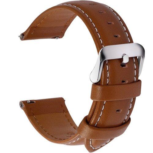 Fullmosa-Uhrenarmband-in-Hellbraun-aus-echtem-Leder-22-mm-mit-Dornschliesse