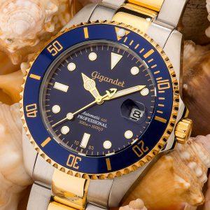 Gigandet-G2-001-Herren-Taucheruhr-in-Blau-Gold-Silber