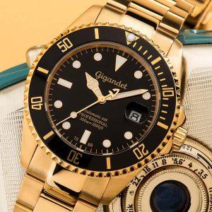 Gigandet-G2-004-Sea-Ground-Taucheruhr-in-Gold-Schwarz