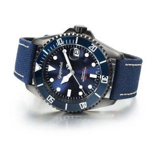 Gigandet-G2-022-Sea-Ground-Automatikuhr-mit-Textillederarmband-blau-schwarz