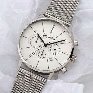 Gigandet-G32-005-Minimalism-Chronograph-in-Weiss-Silber