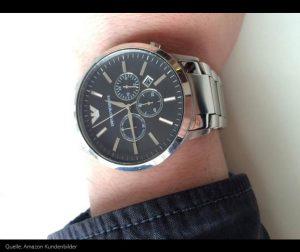 Giorgio-Armani-AR2460-Armbanduhr