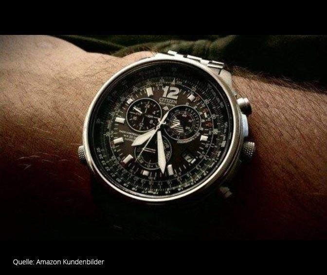 citizen herrenuhr promaster sky pilot funk chronograph as4020 52e herrenuhren armbanduhren. Black Bedroom Furniture Sets. Home Design Ideas