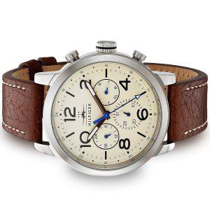 Hilfiger-Casual-Sport-Armbanduhr-perfekt-als-Dress-Watch-und-Freizeit-Uhr