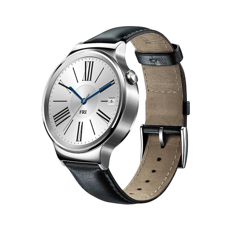 huawei watch classic herren smartwatch mit lederarmband. Black Bedroom Furniture Sets. Home Design Ideas