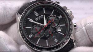Hugo-Boss-1513087-Driver-Sport-Herrenuhr-mit-Nylonarmband