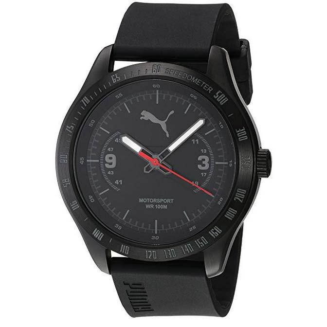 Puma-Time-Herren-Armbanduhr