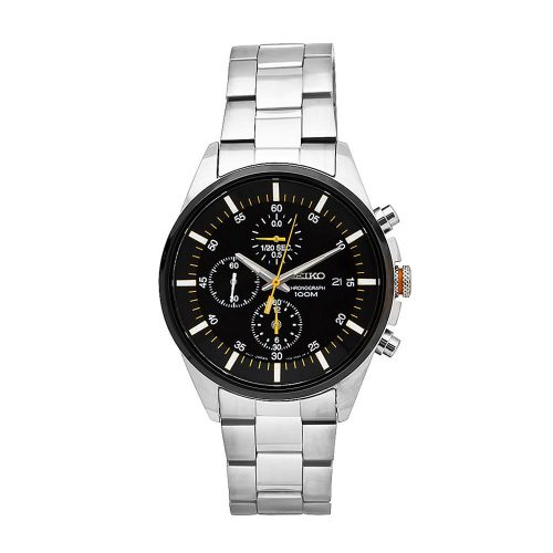 Seiko-Herren-Chronograph-SNDC85-sportliche-Armbanduhr-aus-Edelstahl-mit-Quarzwerk