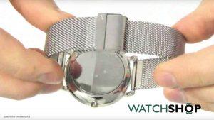 Skagen-Analog-Quarzuhr-SKW6281-mit-Mineralglas-und-Meshband