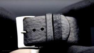 Skagen-SKW6070-analoge-Armbanduhr-mit-schwarzem-Lederarmband