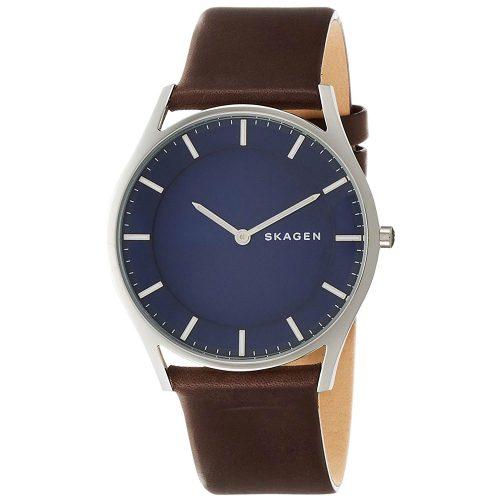 Skagen-SKW6237-Holst-Slim-Herrenuhr-sehr-leichte-und-flache-Dresswatch