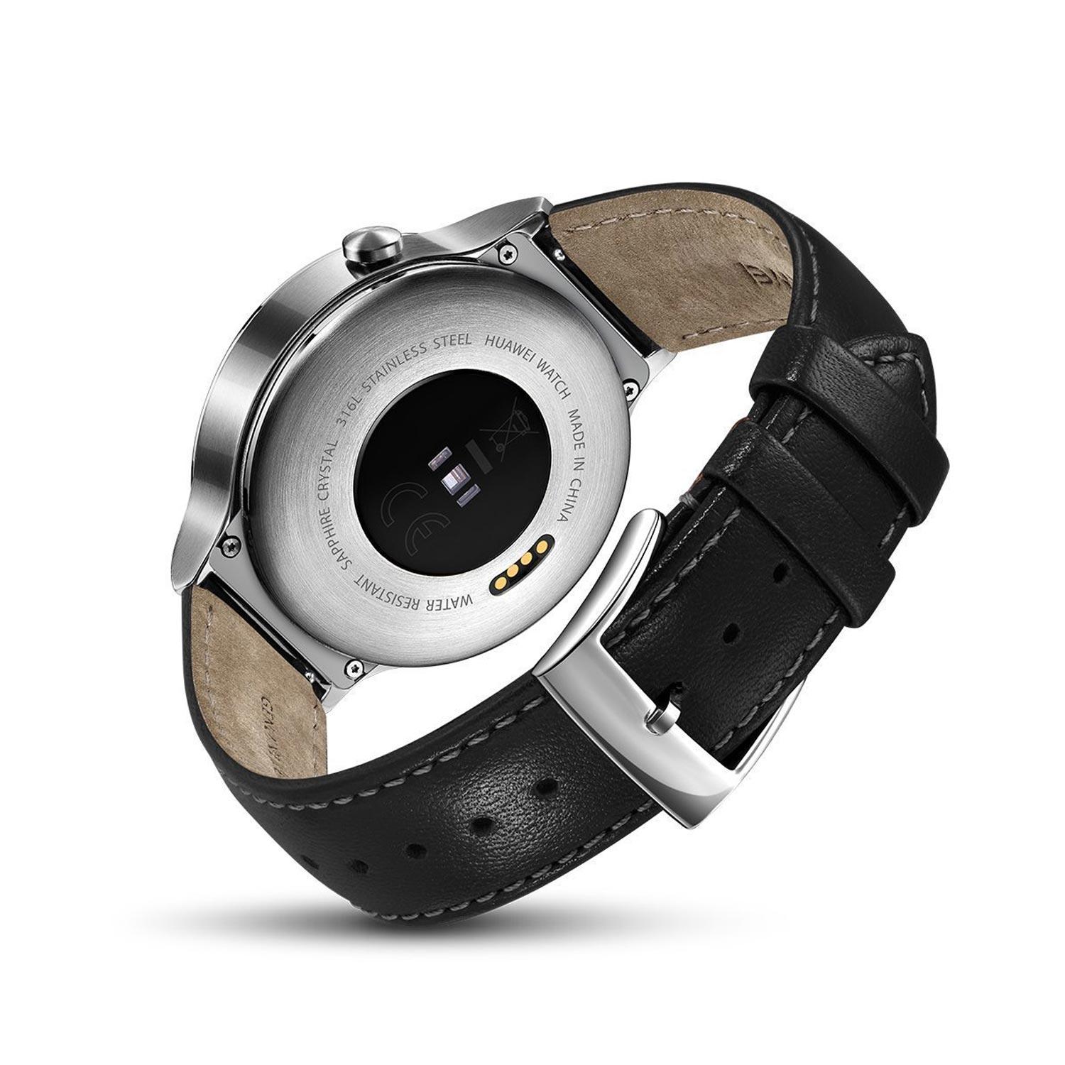 huawei watch classic herren smartwatch mit lederarmband und saphirglas herrenuhren. Black Bedroom Furniture Sets. Home Design Ideas
