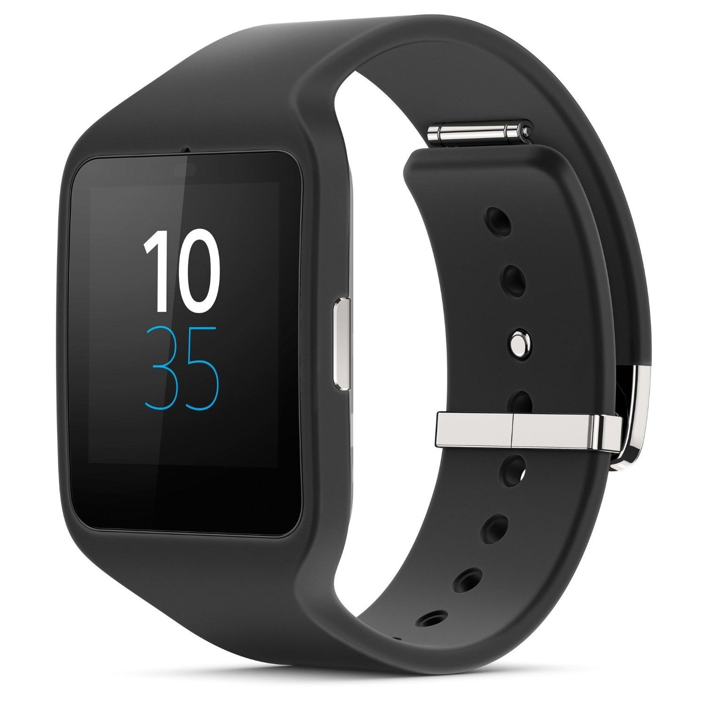 Sony-Smartwatch-SWR50-wasserdichte-Sport-Smart-Watch-mit-AndroidWear-schwarz-1