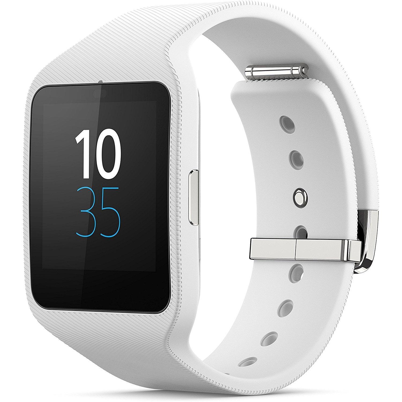 sony smartwatch swr50 wasserdichte sport smart watch mit androidwear herrenuhren. Black Bedroom Furniture Sets. Home Design Ideas