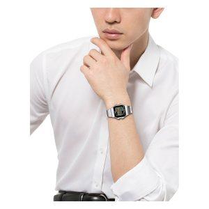 Timex-Core-Digital-T78587-Herrenuhr-Retro-Design