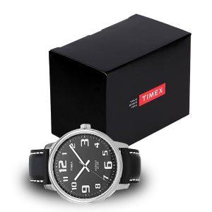 Timex-Easy-Reader-T28071-Armbanduhr-mit-schwarzer-Geschenkbox