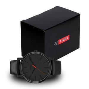 Timex-Easy-Reader-T2N794-Armbanduhr-mit-schwarzer-Box-Geschenkidee-Maenner