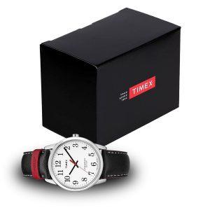 Timex-Easy-Reader-TW2R40000-Business-Uhr-mit-Geschenkbox-Geschenkidee