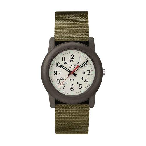Timex-Expedition-Camper-TW2P598009J-leichte-und-kleine-Herrenuhr-mit-Textilarmband