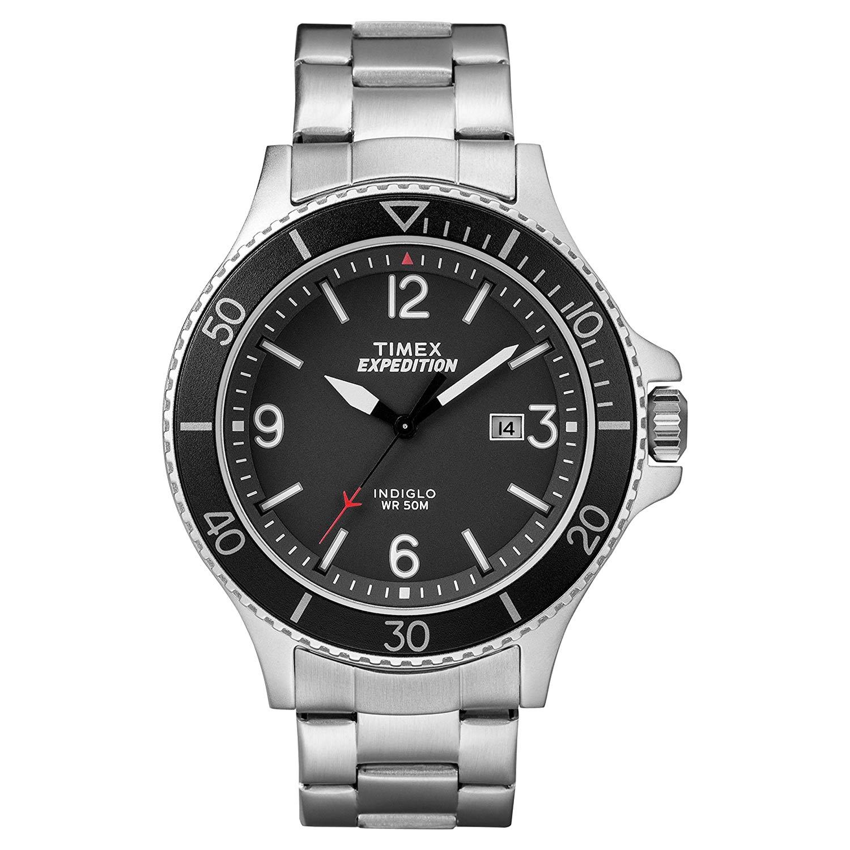 Timex-Expedition-Ranger-TW4B10900-Herrenuhr-in-Silber-Schwarz-mit-Quarzuhrwerk