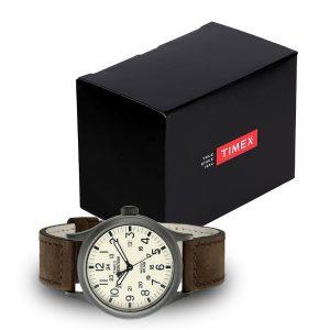 Timex-Expedition-Scout-T49963-mit-schwarzer-Box-Geschenkidee-fuer-Maenner